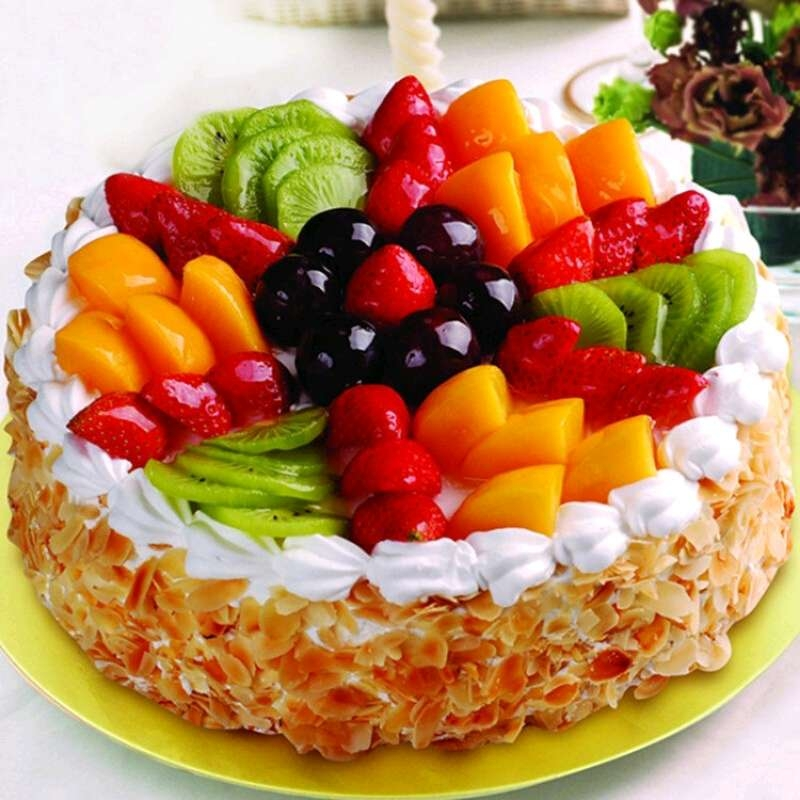 上海奉贤区小树蛋糕