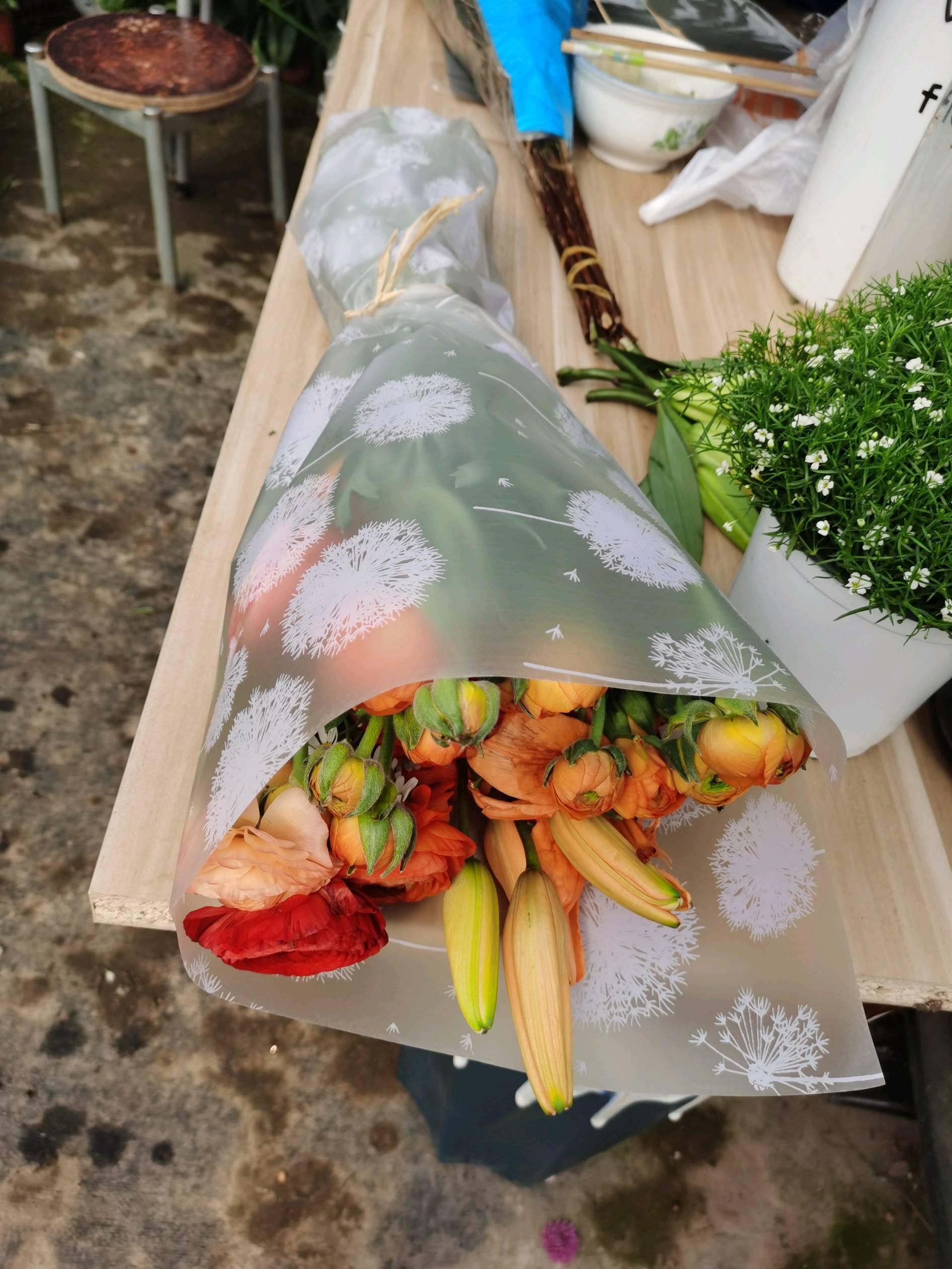上海松江区十三姨鲜花