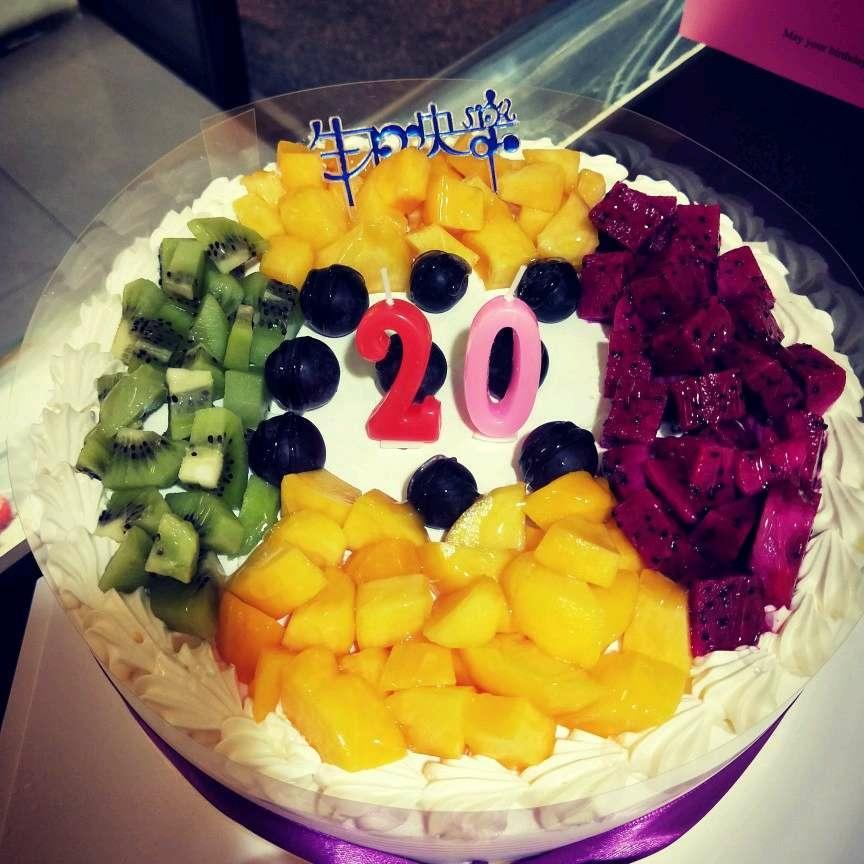 武义县麦香园蛋糕屋