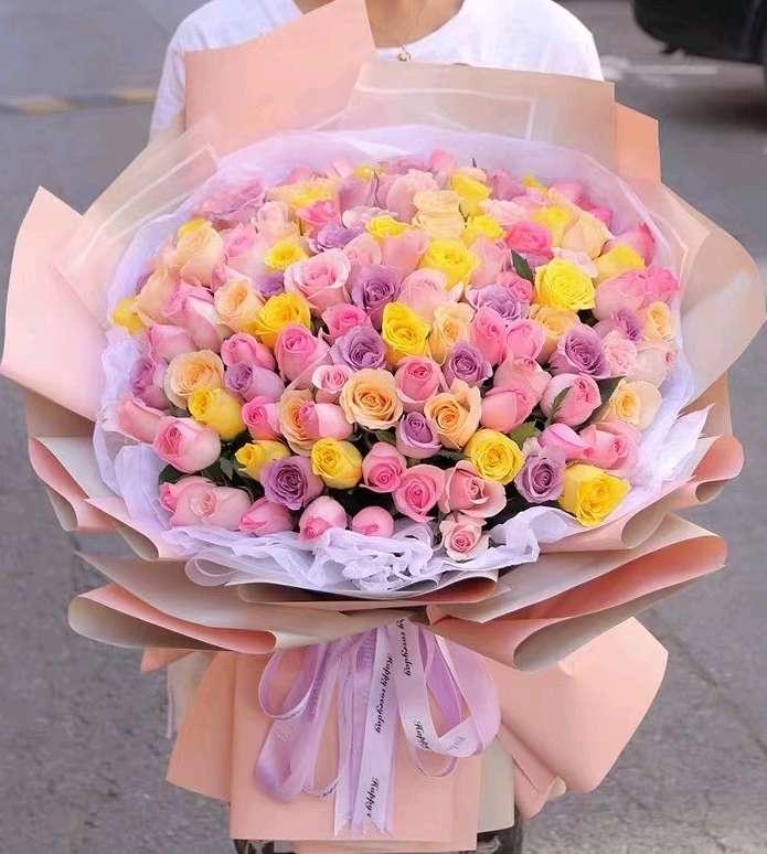 朵美2-蛋糕鲜花