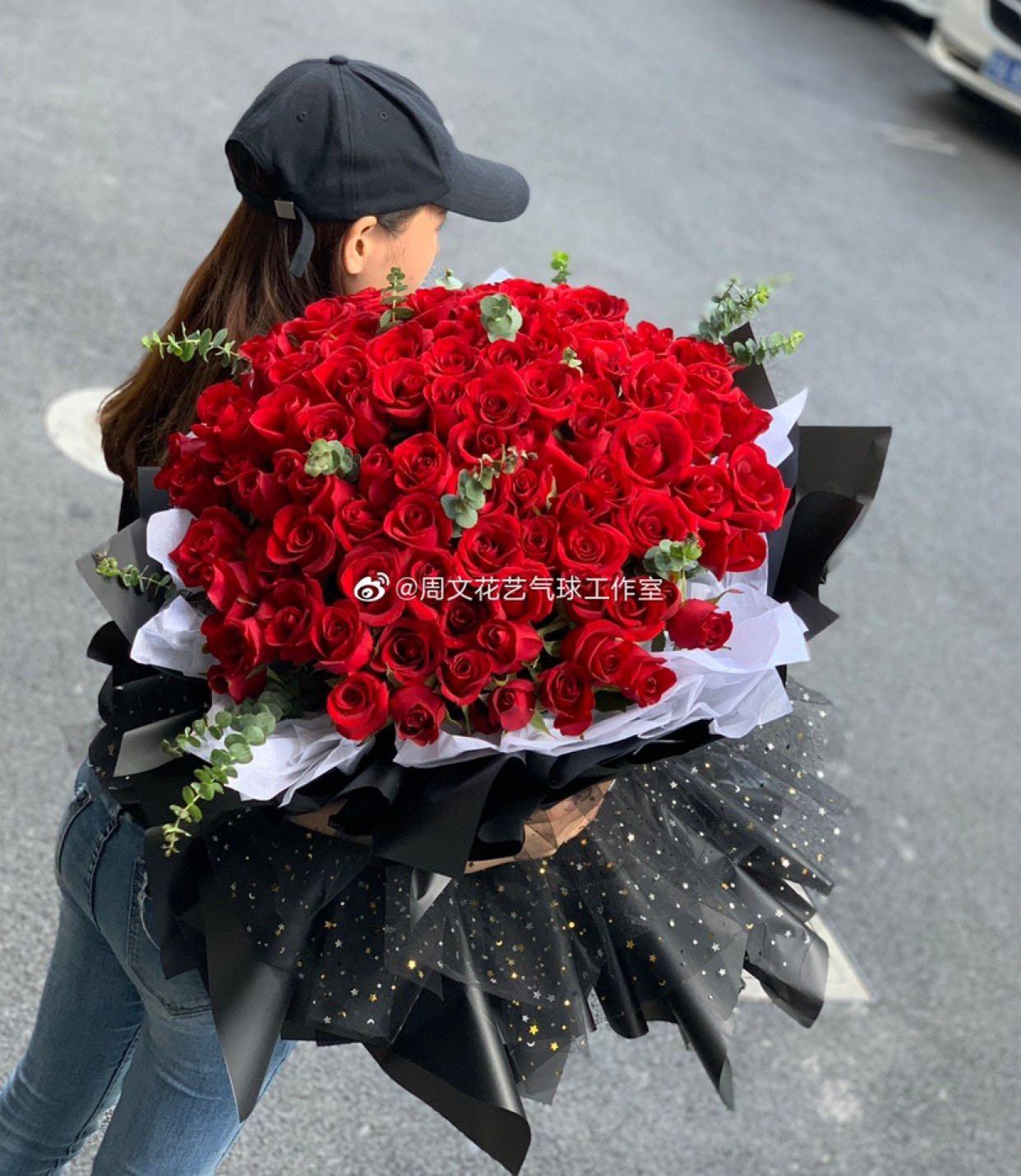 上海周小姐的一间花铺