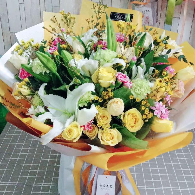 潍坊潍城区私家花艺