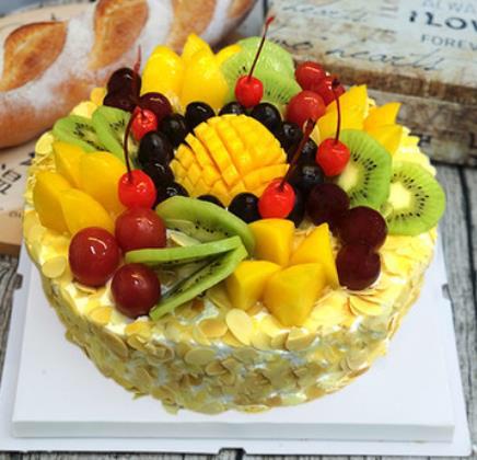 合肥庐阳区菲丽蛋糕鲜花