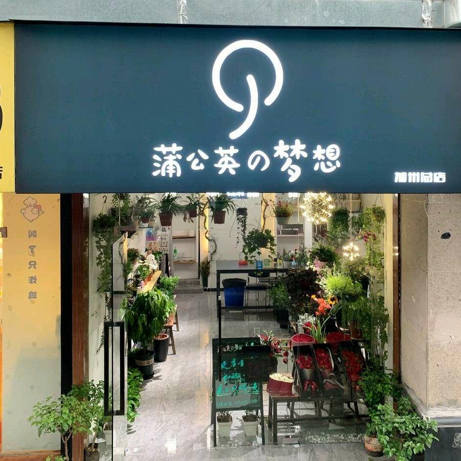 重庆渝北区蒲公英的梦想花屋