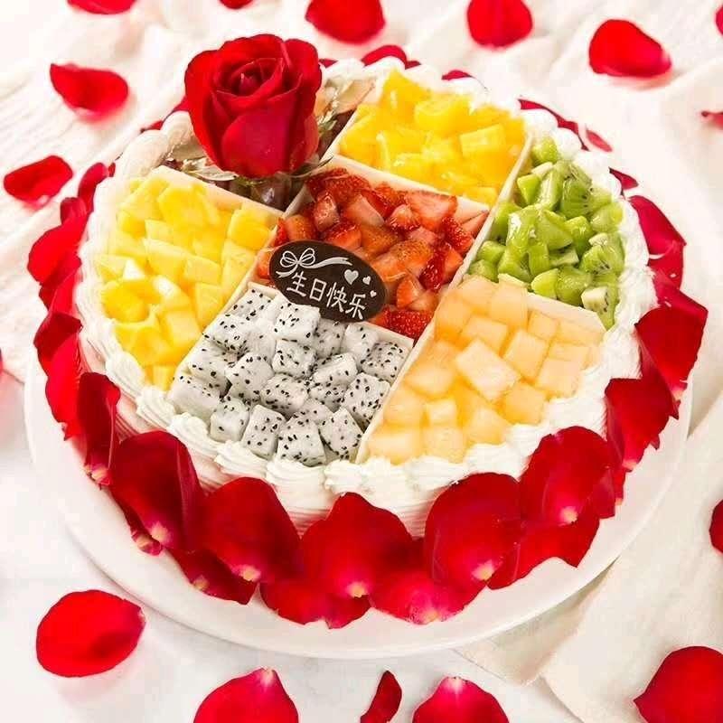 北京房山区好味来蛋糕坊长阳店