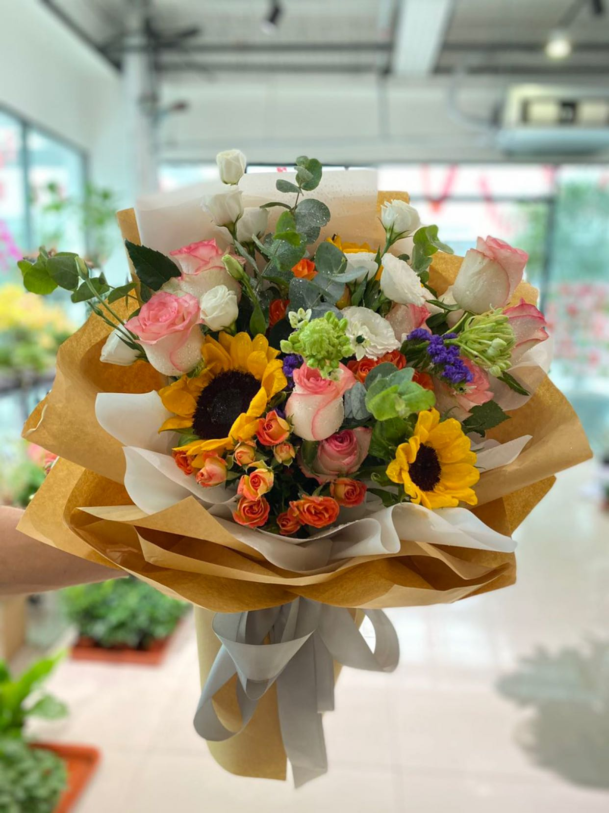 北京朝阳区伊美芬芳花卉