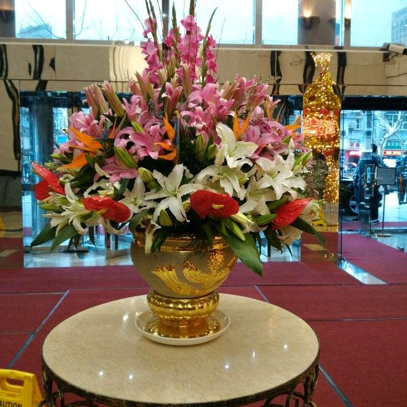 上海市长宁区馨艺鲜花