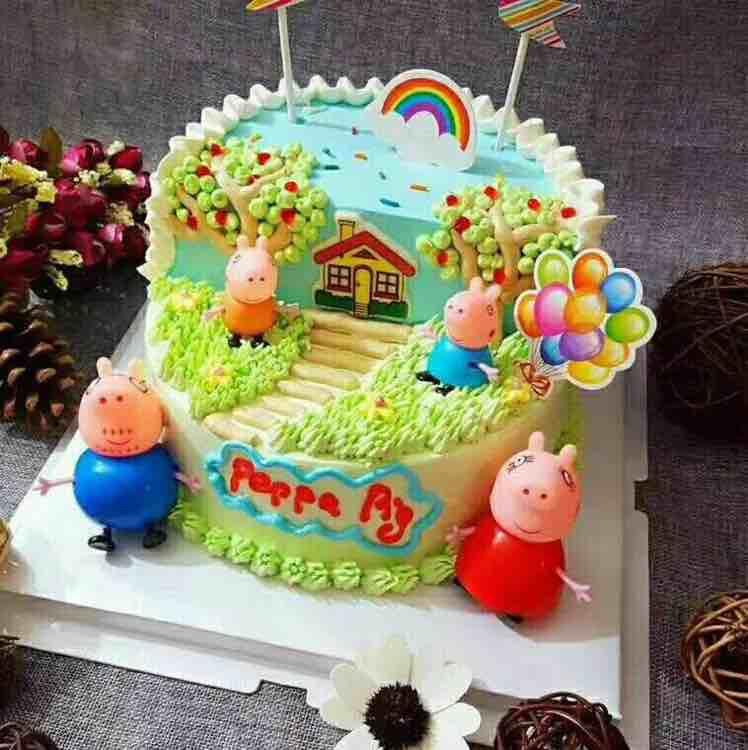 成都青羊区家家饼屋蛋糕